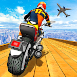 Mega Ramp GT Moto Bike Rider Stunts 2019 icon
