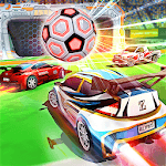 Rocket Car Soccer League: Car Wars 2018 icon