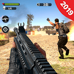 Battleground Fire : Free Shooting Games 2019 icon