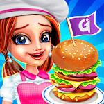 My Cafe Shop - Cooking & Restaurant Chef Game icon