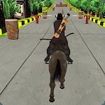 Street Archer Run icon