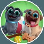 Puppy dog PaLs Fantasy icon