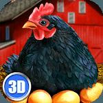 Euro Farm Simulator: Chicken icon