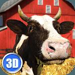 🚜 Euro Farm Simulator: 🐂 Cows icon