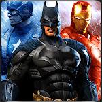 Superheroes Fighting Games Immortal Gods Battle icon