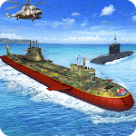 US Army Submarine Ship Driving Transporter 2018 icon