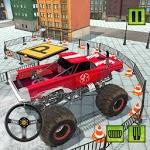 Monster Truck Parking Crash Simulator icon