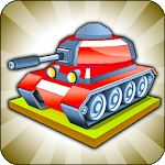 Merge Tanks - Best Idle Merge Game for pc icon