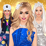 Superstar Career - Dress Up Rising Stars icon