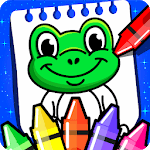 Coloring Games : PreSchool Coloring Book for kids icon