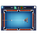 Pool Billiard MutliPlayer and Single Player icon