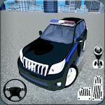 Super Dr Police Prado Parking APK icon