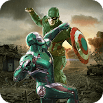 Superhero Infinity Battle End Game icon