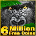 King Ape Slots Vegas Jackpot - Gorilla Rampage for pc icon