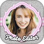 Photo Editor Pro - Picture Frame Maker icon