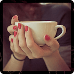 Voice Coffee Fortune Telling icon
