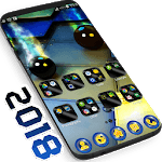 2018 Theme For Samsung icon