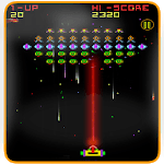Invaders Space Shooter - Plasma Invaders (Retro) icon