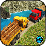 Offroad Truck Driving Simulator: Free Truck Games icon