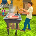 Happy Dad Family - Virtual Life Simulator icon