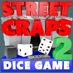 STREET CRAPS 2 Dice Game icon