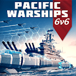 Pacific Warships: Online 3D War Shooter APK icon