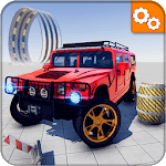 Car Crash Demolition Derby Simulator 2018 icon