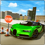 Car Driving School 2019 : Real parking Simulator icon