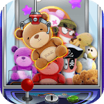 Toy Prize Claw Machine 3D icon