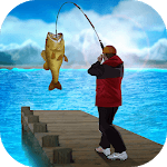 Fishing Simulator: Hook Catch & Hunting Game icon