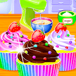 Cup Cake Maker Bakery Kitchen icon