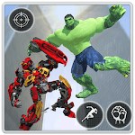 Incredible Monster VS Robot City Rescue Mission icon