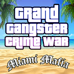 Grand Gangster Miami Mafia Crime War Simulator icon