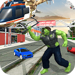 Incredible City Monster Hero Survival icon