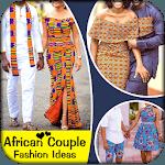 African Couple Fashion Ideas icon