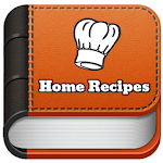 Homemade food recipes icon
