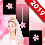 Ariana Grande Piano Tiles Pink 2019 Music & Magic icon