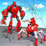 Spider Robot Action Game icon
