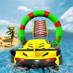 Water Surfing Stunts Game icon