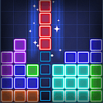 Glow Puzzle Block - Classic Puzzle Game for pc icon