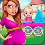 Mommy & Newborn Baby Nursery- Virtual Babysitter icon
