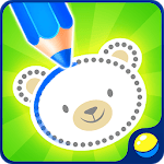 Drawing for toddlers 🎨 coloring games for kids icon