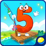 Learn to Write Numbers! Counting games for kids icon
