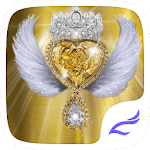 Gold Diamond Wing Theme icon