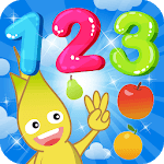 Toddlers Counting Games: 123 Learning Goobee icon