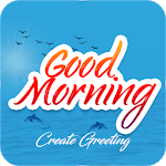 Good Morning Greeting Creator icon