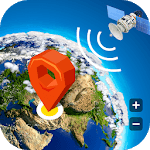 Live Street View 360 - GPS Maps Navigation & Route APK icon