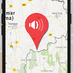 GPS Map Navigation, Voice GPS Driving Directions icon