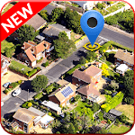 GPS Directions, Street View & Navigation Maps icon