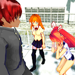 High School Senpai Simulator icon
